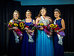 The court of the 2017 Miss Amador Scholarship Pageant at the 79th Amador County Fair, Plymouth, Calif.<br /> <br /> 3rd runner up and Miss Congeniality, Makenzie Bailey, 2nd runner up Vanessa Kristoffersen, 1st runner up Bailey Mitchell, and Miss Amador 2017, Trinity Karschner.<br /> <br /> <br /> #AmadorCountyFair, #PlymouthCalifornia,<br /> #TourAmador, #VisitAmador,