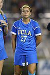 06 September 2013: UCLA's Gabbi Miranda. The University of North Carolina Tar Heels played the University of California Los Angeles Bruins at Koskinen Stadium in Durham, NC in a 2013 NCAA Division I Women's Soccer match. UNC won the game 1-0.