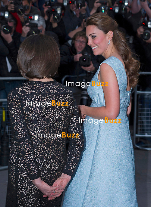 "CATHERINE, DUCHESS OF CAMBRIDGE.Patron, The Art Room, attended an evening reception to celebrate the work of the charity at the National Portrait Gallery, London_24/04/2013.The Duchess is 7 months into her pregnancy..Mandatory credit photo:©DiasImages/NEWSPIX INTERNATIONAL..**ALL FEES PAYABLE TO: ""NEWSPIX INTERNATIONAL""**..PHOTO CREDIT MANDATORY!!: NEWSPIX INTERNATIONAL(Failure to credit will incur a surcharge of 100% of reproduction fees)..IMMEDIATE CONFIRMATION OF USAGE REQUIRED:.Newspix International, 31 Chinnery Hill, Bishop's Stortford, ENGLAND CM23 3PS.Tel:+441279 324672  ; Fax: +441279656877.Mobile:  0777568 1153.e-mail: info@newspixinternational.co.uk"