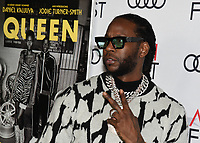 """14 November 2019 - Hollywood, California - Rapper 2 Chain. AFI FEST 2019 Presented By Audi – """"Queen & Slim"""" Premiere held at TCL Chinese Theatre. Photo Credit: Billy Bennight/AdMedia"""
