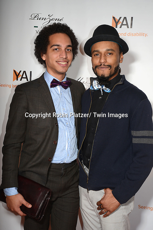 attends YAI's 56th Anniversary Gala on November 13, 2013 at Guastavino's in New York City.
