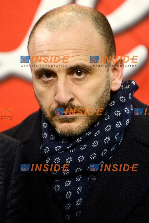 Piero Ausilio Inter<br /> Milano 03-02-2016 Stadio Giuseppe Meazza - Football Calcio Serie A Inter - Chievo Verona. Foto Giuseppe Celeste / Insidefoto