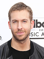 LAS VEGAS, NV, USA - MAY 18: Calvin Harris at the Billboard Music Awards 2014 held at the MGM Grand Garden Arena on May 18, 2014 in Las Vegas, Nevada, United States. (Photo by Xavier Collin/Celebrity Monitor)