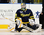 Nick Drew (Merrimack - 29) - The Merrimack College Warriors defeated the visiting Sweden Under 20 team 4-1 on Tuesday, November 2, 2010, at Lawler Arena in North Andover, Massachusetts.