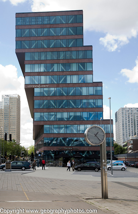 Loyens Loeff building, City of Rotterdam, South Holland, Netherlands