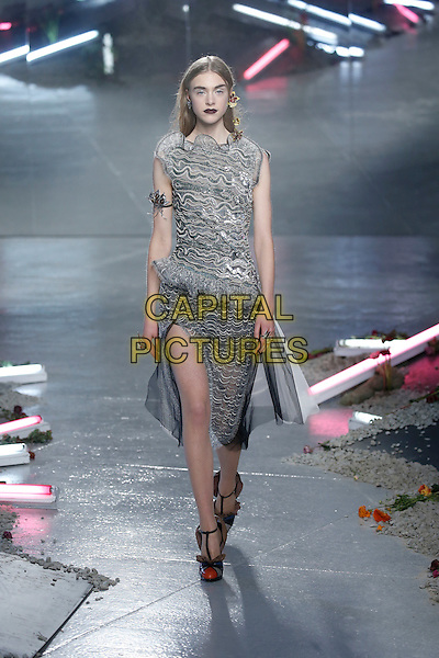 RODARTE<br /> New York Fashion Week<br /> Ready to Wear<br /> Fall Winter 16/17<br /> in New York, USA February 16, 2015.<br /> CAP/GOL<br /> &copy;GOL/Capital Pictures