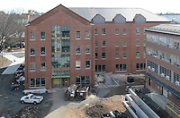 2013 03-04 CCSU New Academic / Office Building Construction Progress Photos | 17th Progress Shoot