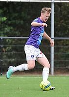 SV WEVELGEM CITY - FC MEULEBEKE :<br /> Wevelgem speler Enzo Vanneste<br /> <br /> Foto VDB / Bart Vandenbroucke