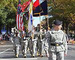 2013 US Airways Veterans Day Parade