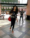 May 25th 2012..Shayne Audra Murphy leaving nail salon in Beverly Hills ....AbilityFilms@yahoo.com.805-427-3519.www.AbilityFilms.com.