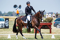 NZL-Jake Barham rides Atlan during the Dressage for the Auckland Council CCI4*-L. 2019 NZL-Puhinui International Three Day Event. Puhinui Reserve. Auckland. Friday 6 December. Copyright Photo: Libby Law Photography