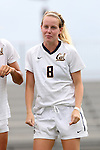 06 September 2015: California's Emma Fletcher (CAN). The Duke University Blue Devils hosted the University of California Bears at Koskinen Stadium in Durham, NC in a 2015 NCAA Division I Women's Soccer match. California won the game 3-1.