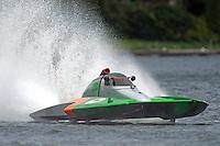 Austin Eacret, S-36 (2.5 Litre Stock hydroplane(s)