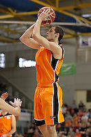 Mad-Croc Fuenlabrada's Sergii Gladyr during Liga Endesa ACB match.November 18,2012. (ALTERPHOTOS/Acero) /NortePhoto