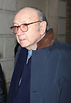 Neil Simon.attending the Broadway Opening Night Performance of 'Bengal Tiger At The Baghdad Zoo' at the Richard Rodgers Theatre in New York City.