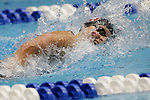 INDIANAPOLIS, IN - MARCH 18: Katie Ledecky of Stanford University competes in the 1650 Yard Freestyle during the Division I Women's Swimming & Diving Championships held at the Indiana University Natatorium on March 18, 2017 in Indianapolis, Indiana. (Photo by A.J. Mast/NCAA Photos via Getty Images)