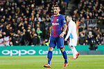 Paulinho Maciel of FC Barcelona getting into the field during the La Liga 2017-18 match between FC Barcelona and Deportivo La Coruna at Camp Nou Stadium on 17 December 2017 in Barcelona, Spain. Photo by Vicens Gimenez / Power Sport Images
