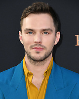 "04 June 2019 - Hollywood, California - Nicholas Hoult. ""Dark Phoenix"" Los Angeles Premiere held at TCL Chinese Theatre. <br /> CAP/ADM/BT<br /> ©BT/ADM/Capital Pictures"