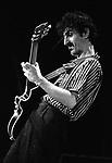 Frank Zappa, April 1, 1980