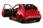 Car images of 2016 Abarth 595 Competizione 2 Door Convertible Doors
