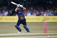 Tom Westley in batting action for Essex during Essex Eagles vs Middlesex, Vitality Blast T20 Cricket at The Cloudfm County Ground on 6th July 2018