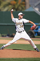 June 5, 2010: Ryan Mace of Kent State during NCAA Regional game against UC Irvine at Jackie Robinson Stadium in Los Angeles,CA.  Photo by Larry Goren/Four Seam Images