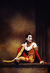 Parish Maynard in English National Ballet's production of Swan Lake 1996