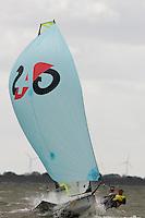 49er, Day 4, May 27th, Delta Lloyd Regatta in Medemblik, The Netherlands (26/30 May 2011).