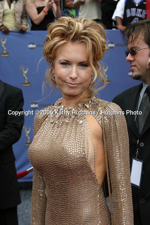Tracey Bregman.33rd Daytime Emmy Awards.Kodak Theater.Hollywood & Highland.Los Angeles, CA.April 28, 2006.©2006 Kathy Hutchins / Hutchins Photo..