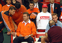 Defeat by the Dutch team after loosing to Swiss