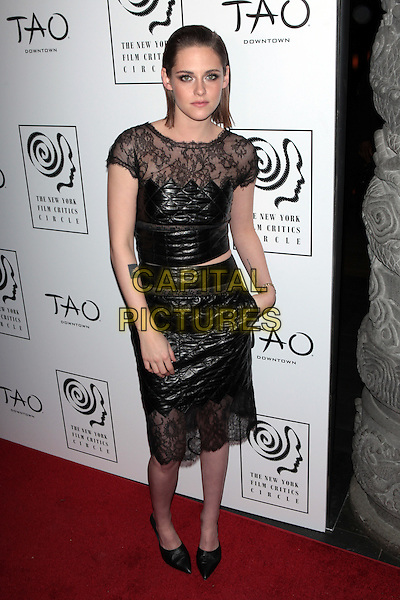 NEW YORK, NY - JANUARY 4: Kristen Stewart at the New York Film Critics Circle Awards at TAO Downtown in New York City on January 4, 2016. <br /> CAP/MPI99<br /> &copy;MPI99/Capital Pictures