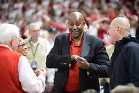NWA Democrat-Gazette/ANDY SHUPE<br /> Arkansas LSU Friday, Jan. 11, 2019, during the second half of play in Bud Walton Arena in Fayetteville. Visit nwadg.com/photos to see more photographs from the game.