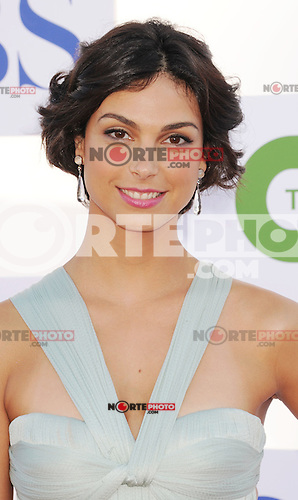 BEVERLY HILLS, CA - JULY 29: Morena Baccarin arrives at the CBS, Showtime and The CW 2012 TCA summer tour party at 9900 Wilshire Blvd on July 29, 2012 in Beverly Hills, California. /NortePhoto.com<br /> <br />  **CREDITO*OBLIGATORIO** *No*Venta*A*Terceros*<br /> *No*Sale*So*third* ***No*Se*Permite*Hacer Archivo***No*Sale*So*third*