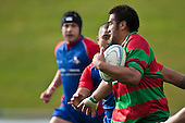 Counties Manukau Bob Chandler Memorial Premier Reserves Club Rugby final between Ardmore Marist and Waiuku, held at Bayer Growers Stadium, on Saturday July 17th. Ardmore Marist won 21 - 5.