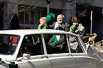 Sean Murphy Grand Marshal of Saint Patricks Day Parade 2008 in Toronto Ontario Canada