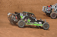 Apr 17, 2011; Surprise, AZ USA; LOORRS driver Curt Geer (385) during round 4 at Speedworld Off Road Park. Mandatory Credit: Mark J. Rebilas-