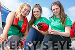 Enjoying the Fenit Regatta on Sunday were Chloe Teahan, Sarah Casey and Julia Casey