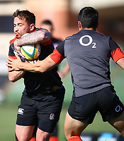Danny Cipriani (Wasps) during the England Rugby training session at  Jonsson Kings Park Stadium,Durban.South Africa. 05,06,2018 Photo by Steve Haag)