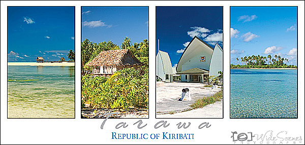 KTF11 Images of Tarawa, Kiribati