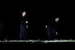 DES SENTINELLES AU TEMPS SCELL&Eacute;<br /> <br /> Chor&eacute;graphie : Nacera Belaza<br /> Interpr&egrave;tes : Dalila Belaza, Nacera Belaza<br /> Conception lumi&egrave;re et son : Nacera Belaza<br /> R&eacute;gie lumi&egrave;re : Christophe Renaud<br /> Montage son : Christophe Renaud<br /> Cadre : Plastique Danse Flore 2012<br /> Lieu : Potager du roi<br /> Ville : Versailles<br /> Le : 14/09/2012<br /> (c) Laurent Paillier / photosdedanse.com<br /> All rights reserved