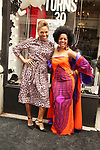 Deborah Koenigsberger and Rhonda Ross - Another World - celebrating 30 years of style and twenty-five years of giving back through Hearts of Gold at a black carpet salon style spring/summer fashion show and cocktail reception on May 9, 2019 at Blanc et Noir, New York City, New York.(Photo by Sue Coflin/Max Photos)
