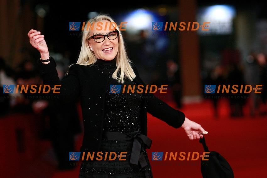 Eleonora Giorgi.Roma 09/11/2012 Festiva Internazionale del Film di Roma. Roma Film Festival..Carlo! - Red Carpet..Photo Samantha Zucchi Insidefoto