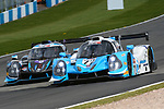 Mike Newbould/Thomas Randle - Douglas Motorsport Ligier JS P3