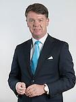 UTRECHT _ Algemene Ledenvergadering Utrecht, van de KNHB.  Mark Pel,  bestuurslid KNHB.  COPYRIGHT KOEN SUYK