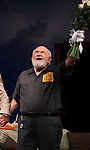Ed Asner during the Opening Night Performance Curtain Call for 'Grace' at the Cort Theatre in New York City on 10/4/2012.