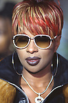 Mary J. Blige at 1999 Billboard Awards at MGM Grand in Las Vegas 8th December 1999....