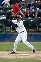 June 8, 2008: Tacoma Rainiers' Yung Chi Chen at-bat during a Pacific Coast League game against the Fresno Grizzlies at Cheney Stadium in Tacoma, Washington.