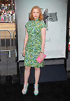 HOLLYWOOD, CA - JULY 19: Actress Molly Quinn attends the premiere of New Line Cinema's 'Lights Out' at TCL Chinese Theatre on July 19, 2016 in Hollywood, California.<br /> CAP/ROT/TM<br /> &copy;TM/ROT/Capital Pictures /MediaPunch ***NORTH AND SOUTH AMERICAS ONLY***