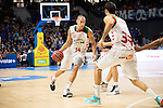 Laboral Kutxa's Kim Tillie during Liga Endesa ACB at Barclays Center in Madrid, October 11, 2015.<br /> (ALTERPHOTOS/BorjaB.Hojas)