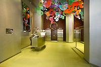 Lobby at 70 Washington Street